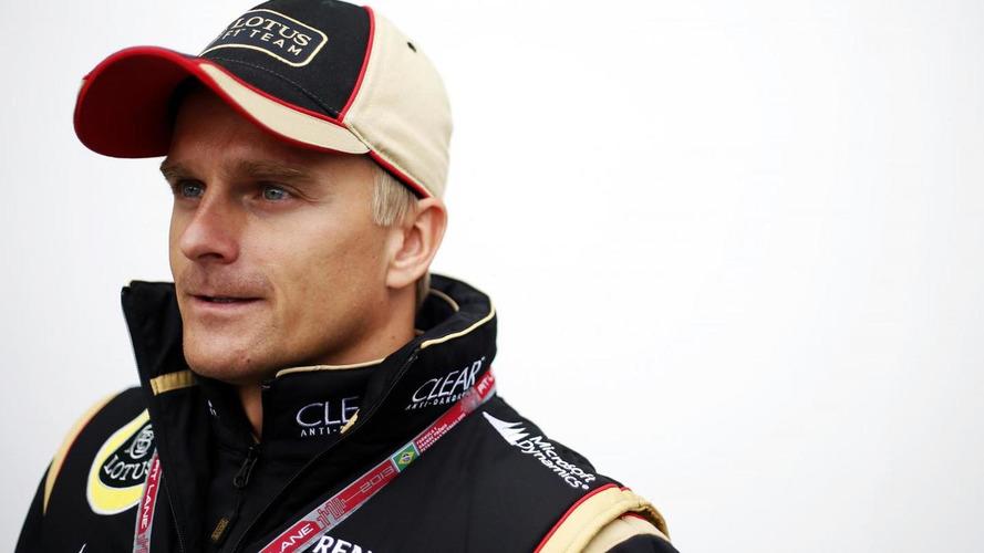 Kovalainen to test DTM car