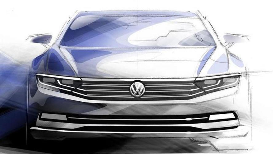 2015 Volkswagen Passat specifications & sketches released