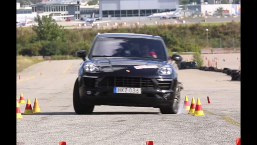 Vídeo: Porsche Macan falha em Teste do Alce; marca esclarece