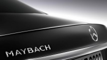 Ostentação: Mercedes mostra teaser do Maybach S600