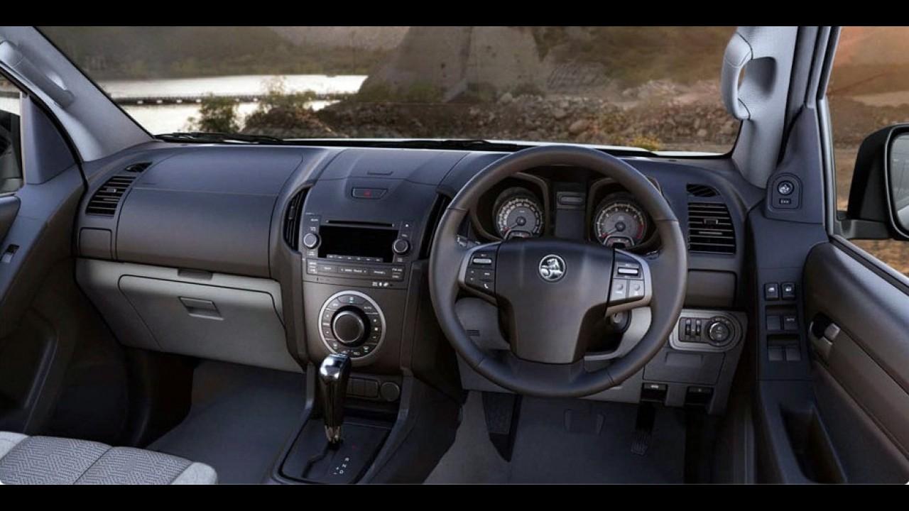 Holden revela primeiros detalhes da Nova Colorado na Austrália
