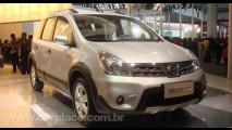 Nissan Livina X-Gear: Versão com visual off-road light chega ao Brasil no ano que vem - Veja fotos
