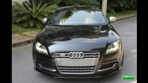Avaliação: Audi TTS Coupé 2011 - Confira todos os detalhes em fotos
