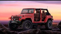 Jeep Wrangler Red Rock Concept, dal SEMA al deserto del Moab [VIDEO]