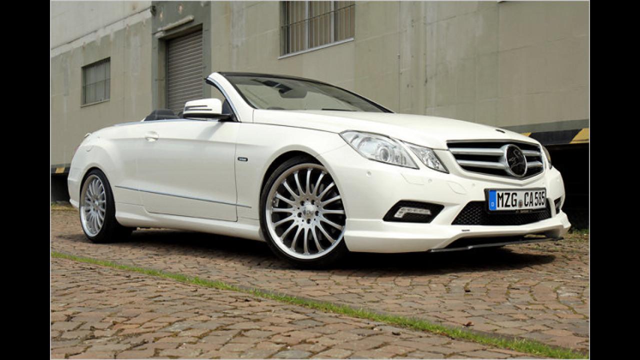 Carlsson Mercedes E 350 CDI Cabriolet