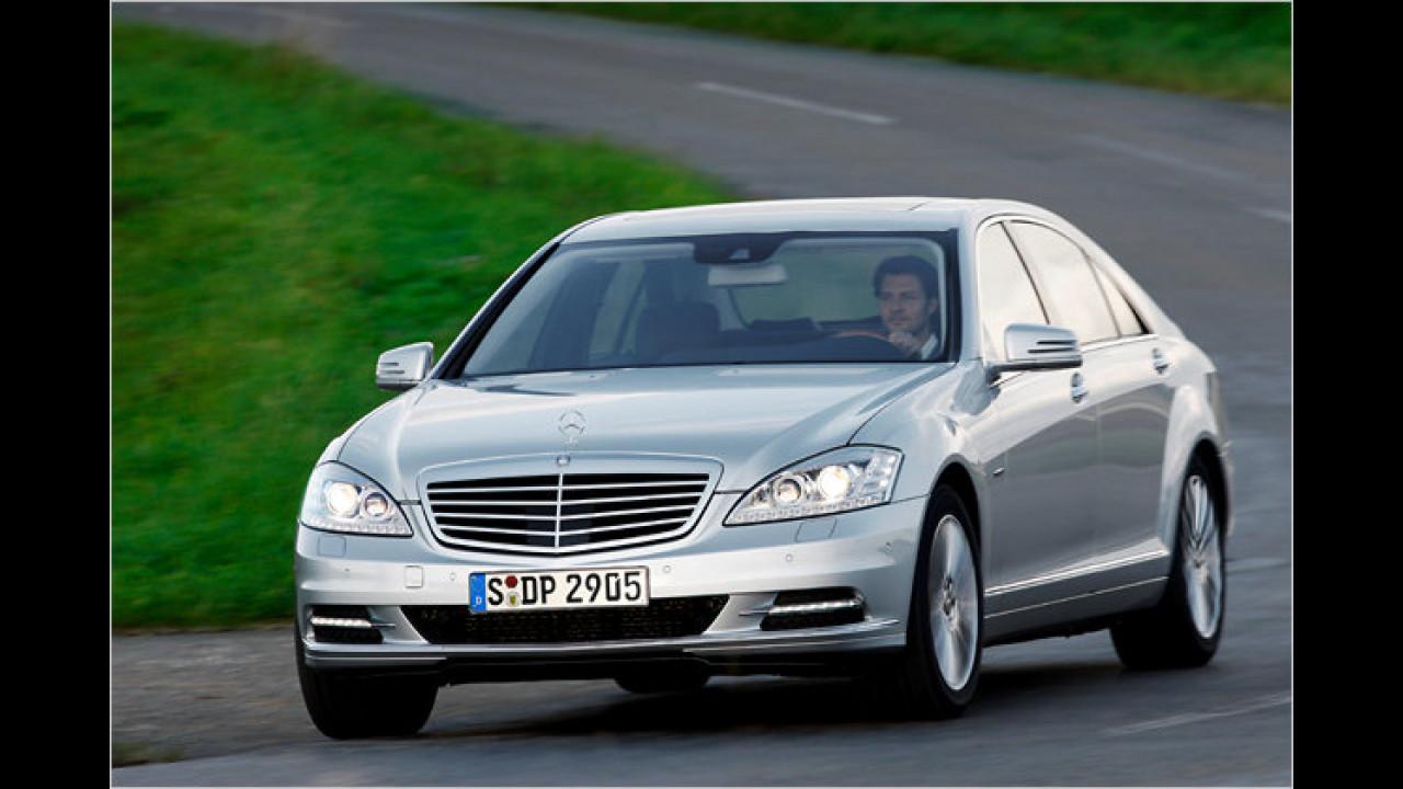 Mercedes S 250 CDI BlueEfficiency 7G-Tronic Plus