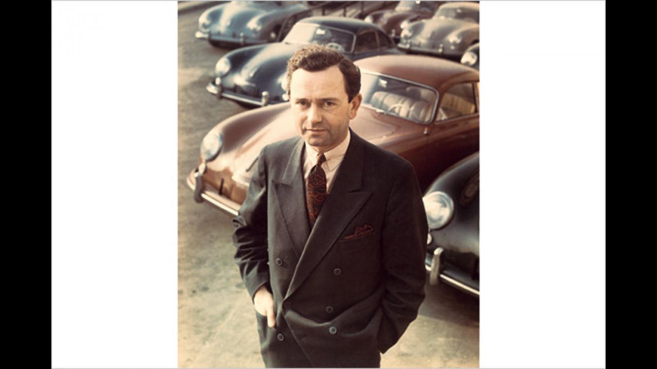 Ferry Porsche 1954