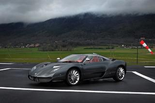 Spyker Planning Triumphant Return With C8 Preliator in Geneva