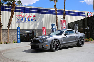 Hissss! Shelby Summons an 840HP Mustang GT500