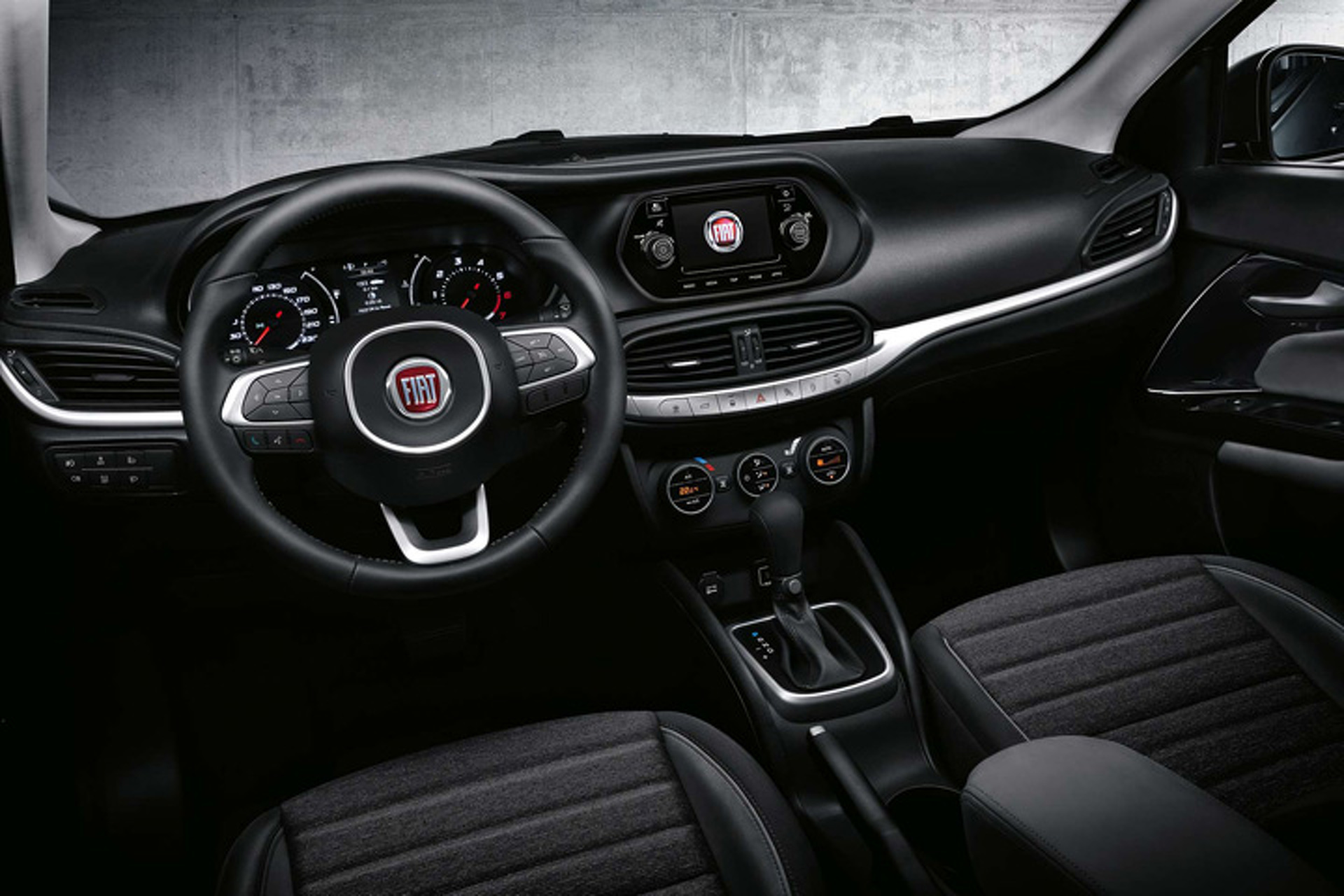 New Fiat Concept Looks Beautiful For a Compact Sedan
