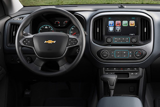 6 Cool Features of the 2016 Chevrolet Colorado