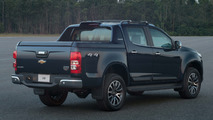 2017 Chevrolet Colorado (International Version)