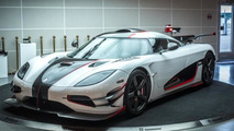 Koenigsegg One:1 makes US debut at Monterey Classic Car Week