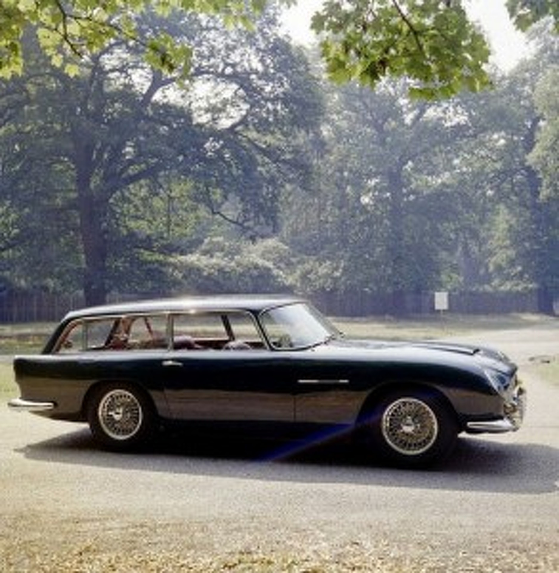 Breaking Down the -Shooting Brake-