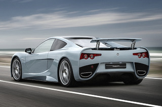 New Vencer Sarthe Supercar Sounds Refreshingly Old School