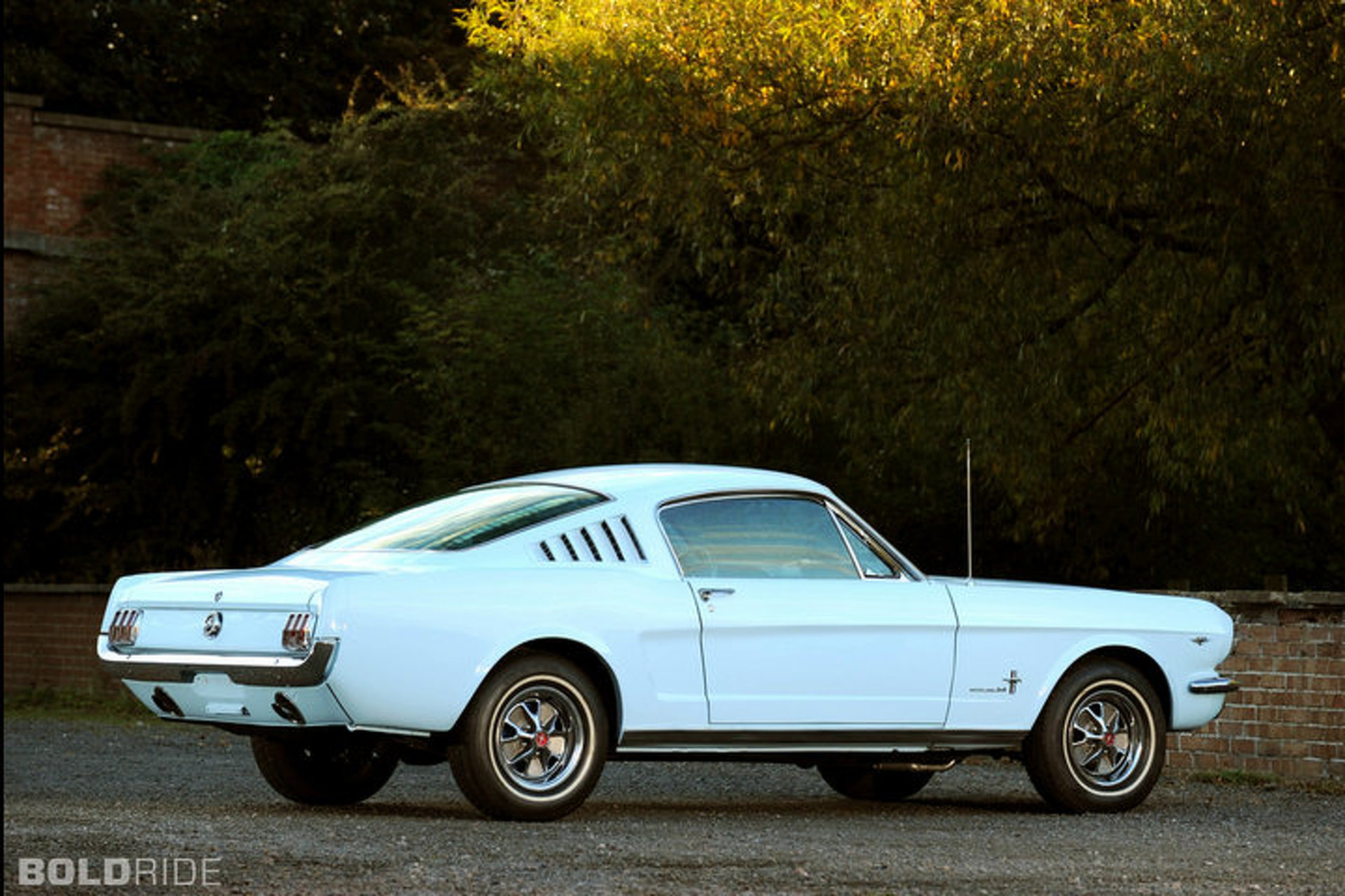 The 1965 Ford Mustang: Cool, Defined