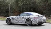 Mercedes AMG GT R spy photo