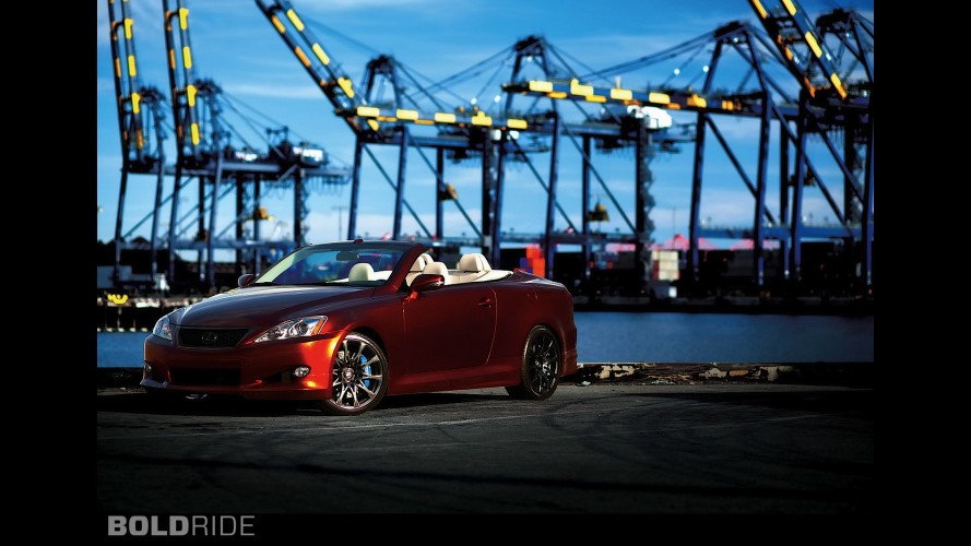 Lexus IS 350C F-Sport by TRD