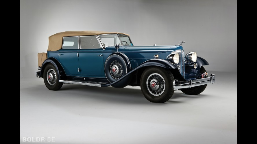 Packard Twin Six Convertible Sedan