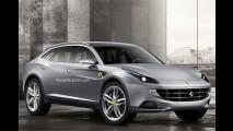 Will Ferrari einen Crossover?