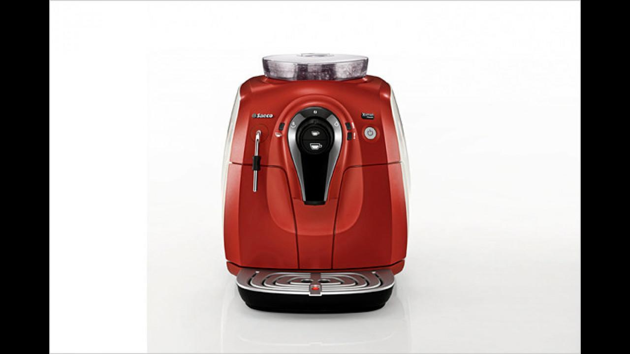 Espresso mit BMW-Design