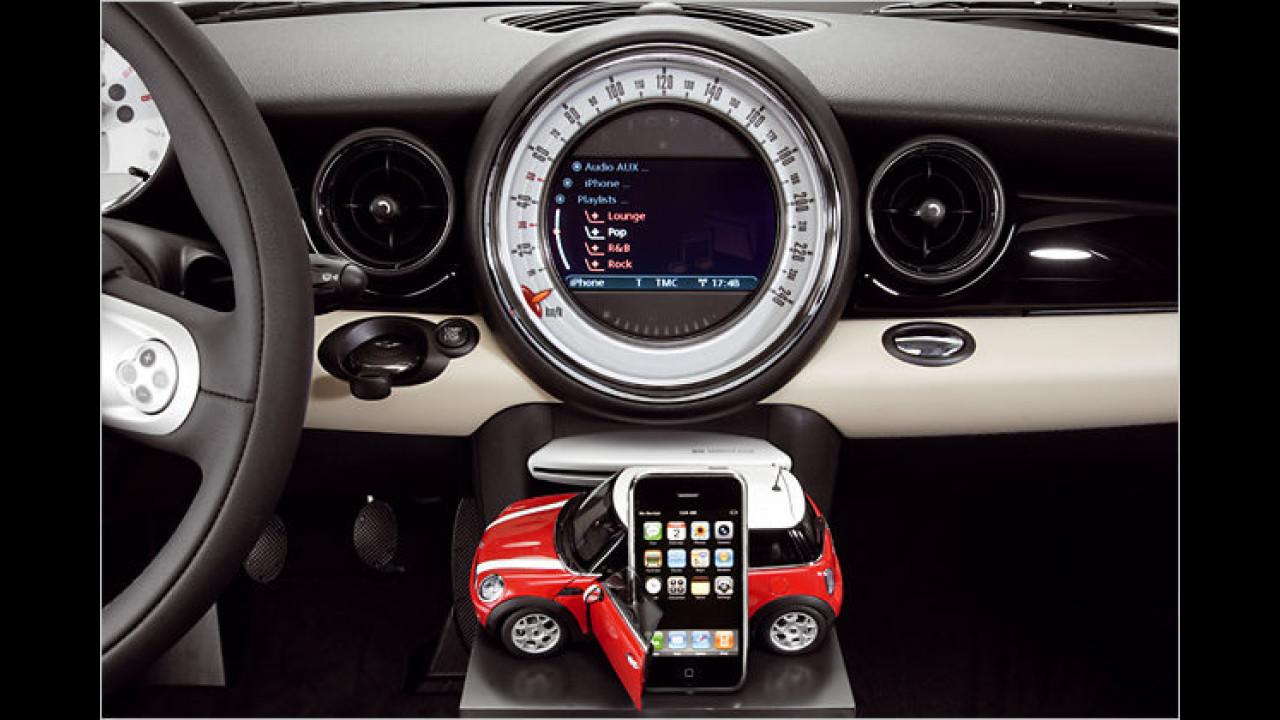 BMW integriert iPhone