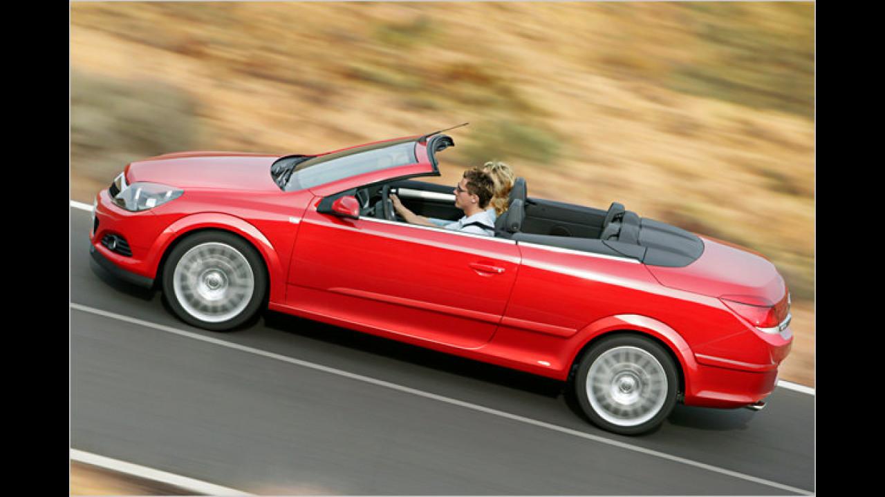 Opel Astra TwinTop 1.6
