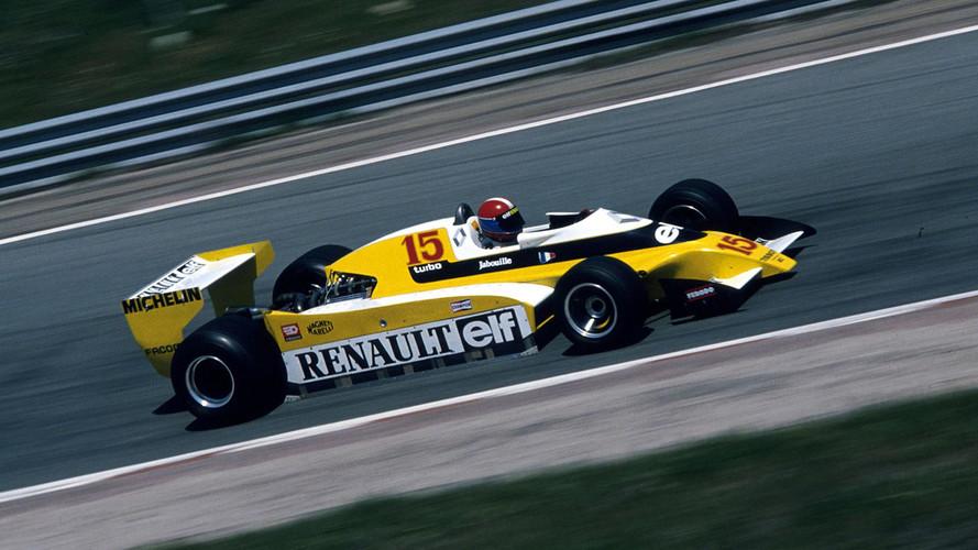 Découvrez 40 années de Renault en Formule 1
