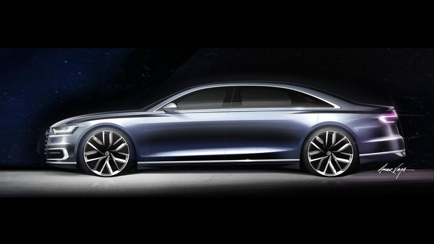 Audi S8, S8 E-Tron Getting Hand-Me-Down Porsche Panamera Engines?