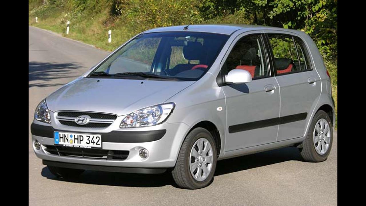 Hyundai Getz im Test