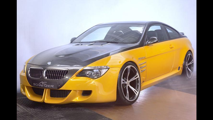 Wahnsinns-BMW von Schnitzer: Tension toppt den M6