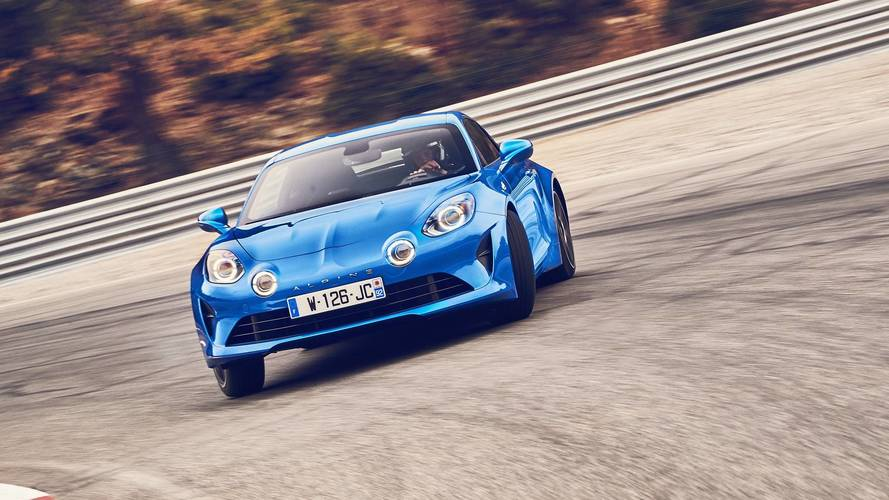 Hotter version of the Alpine A110 on the cards?