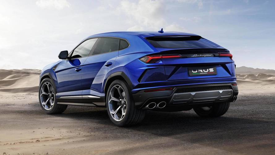 Unsurprisingly, The Urus Is Proving To Be A Huge Hit For Lamborghini
