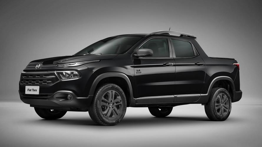 Fiat Toro Blackjack enfim é lançada por R$ 112.990