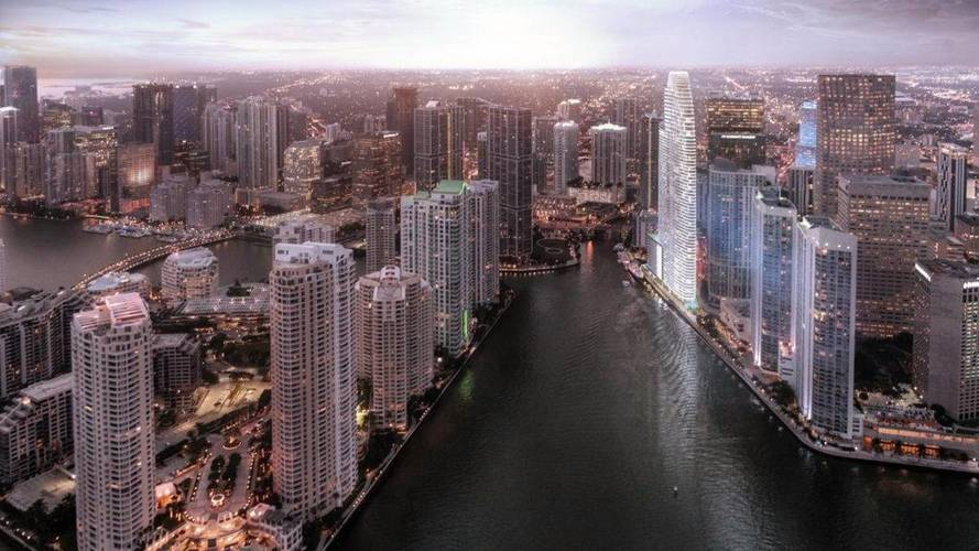 Aston Martin va construire sa première tour à Miami