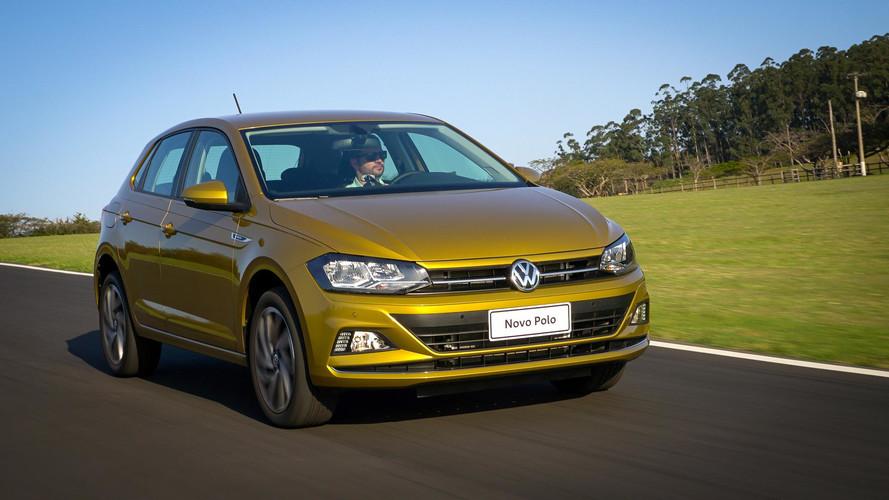Volkswagen Polo e Virtus são vendidos com taxa 0,99% em julho