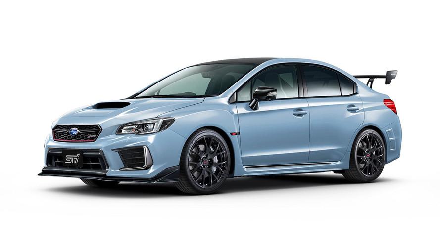 Subaru WRX STI S208 2018 y BRZ STI Sport: más deportivos y exclusivos