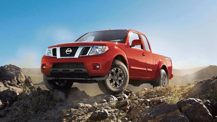 2018 Nissan Frontier Gets $600 Price Bump, More Standard Features