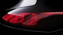 Mercedes EQ A teaser