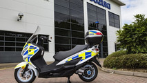 London police trial hydrogen scooters