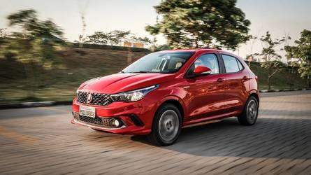 Fiat coloca Argo e Mobi no top 5 da 1ª quinzena de junho