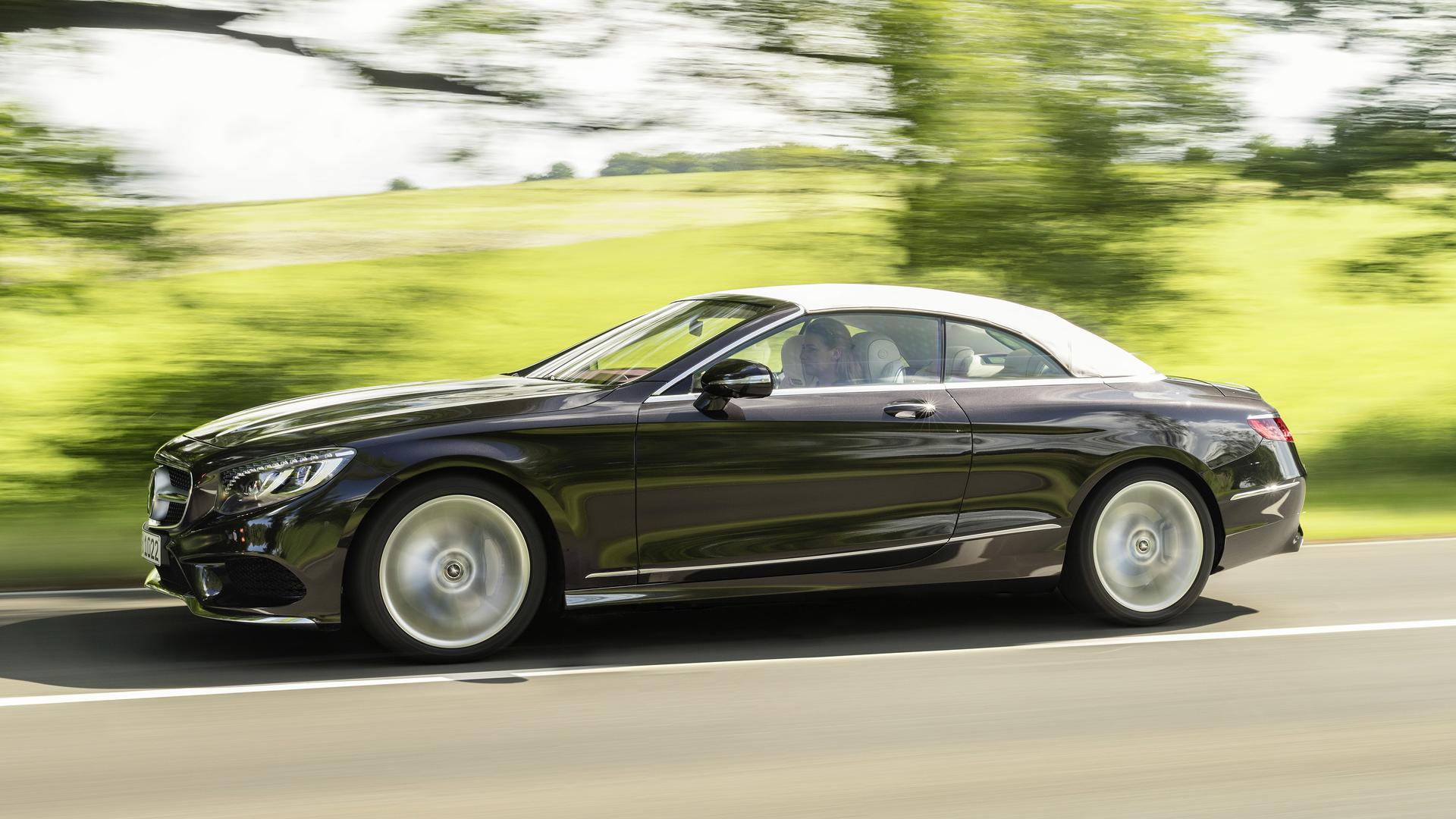 Refreshed 2018 mercedes benz s class for Mercedes benz cabriolet 2018