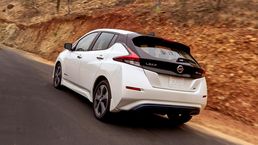 Bold New 2018 Nissan Leaf EV Revealed