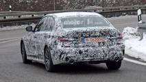 2018 BMW 3 Serisi casus fotoğraf
