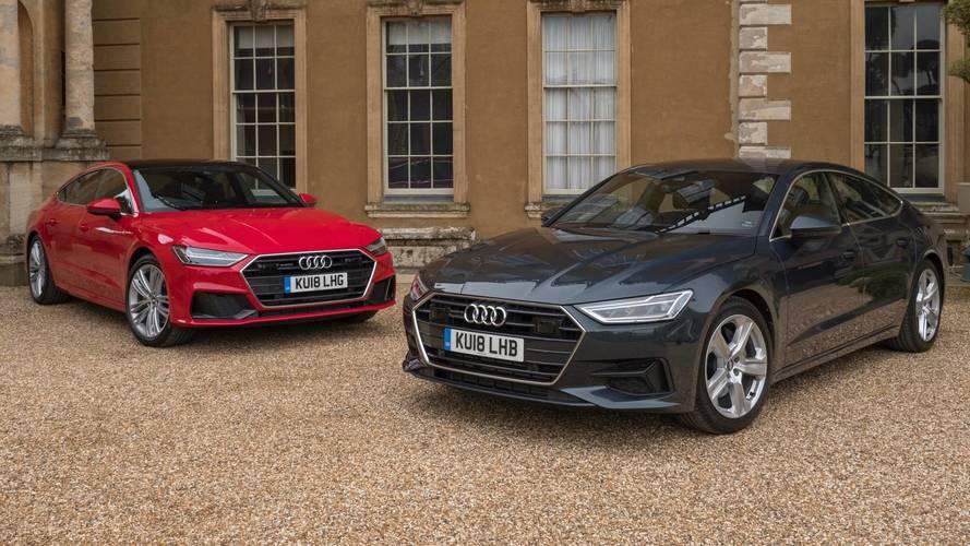 Petrol vs diesel: 2018 Audi A7 Sportback