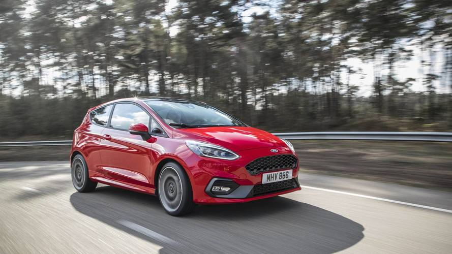 Ford Says New Fiesta ST Will Be Loaded With World Firsts
