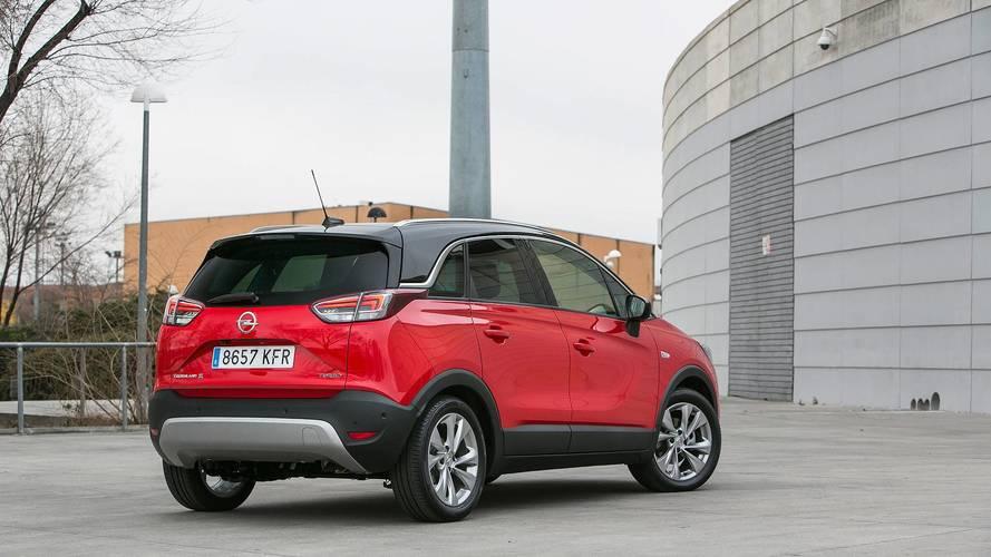 Prueba Opel Crossland X Ultimate 1.2T S/S