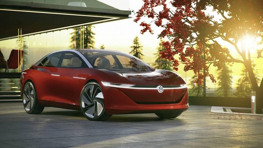 Volkswagen I.D. Vizzion 2018: el coche del futuro se hace realidad