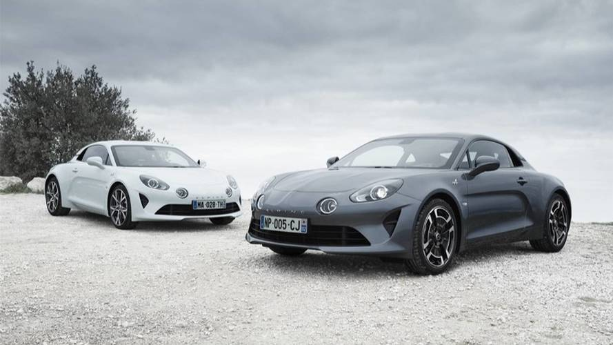 Genève 2018 : Alpine introduit des A110 Pure et Légende