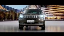 Jeep Grand Commander for China